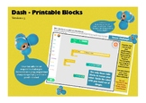 Digital Technologies Blockly Display Cards - for Magnetic - Whiteboard