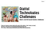 Digital Technologies Challenge Display