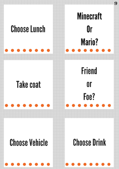 Coding - Computational Thinking - If, Then and Else Activity Pack