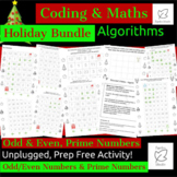 Digital Technologies/ Maths, Algorithms, Prime Numbers /Od