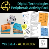 Digital Technologies Peripherals Activity Pack