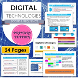 Digital Technologies Scope & Sequence (Australian Curricul