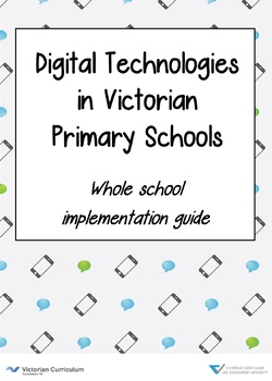 Digital Technologies in Victorian Primary Schools