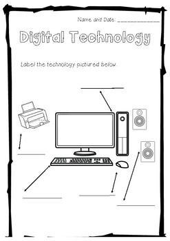 Digital Technology - A Starting Point