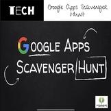 Digital Technology Skills  |  Google Apps Scavenger Hunt