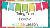 Digital Telling Time Review for Google