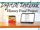 Digital Textbook History Project