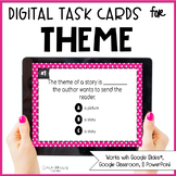 Digital Theme Task Cards