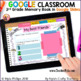 Digital Third Grade Memory Book