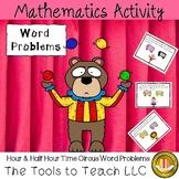 Circus Hour and Half-Hour Math