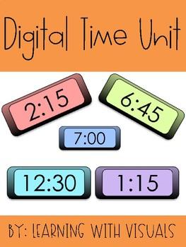 Digital Time Games :00, :15, :30, :45