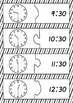 Digital Time jigsaw