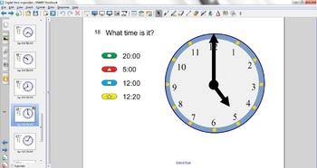 Digital Time using Responders