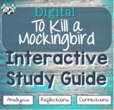 Digital To Kill a Mockingbird Interactive Notebook