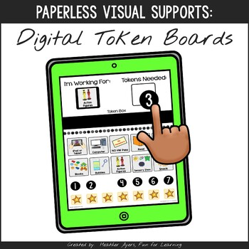 Digital Token Boards {Paperless Visual Supports}