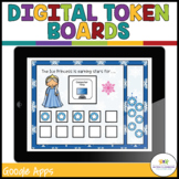 Digital Token Boards for Distance Learning with Google Slides
