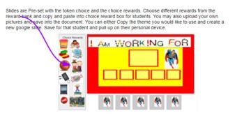 Digital Token Economy system: NO PREP!  Superhero and Generic Theme
