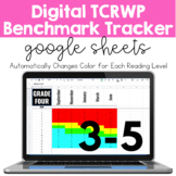 Digital Tracker using Google Drive- Reading and Writing Workshop Edition