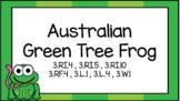 Digital Tree Frogs Informational Reading Comprehension Opi