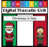 Digital Unit - Christmas in Italy {Distance Learning} - wi