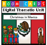 Digital Unit - Christmas in Mexico {Distance Learning} - w