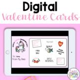 Digital Valentine's Day Cards | Google Slides Valentine Exchange