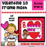 Digital Valentine Math Activity