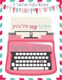Valentine's Day Activities - Digital Notebook