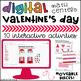 Digital Valentine's Day Bundle: Escape Room & Centers