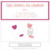 Digital Valentine's Day Cards Compliment slides