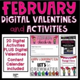 Digital Valentine's Day Cards - Digital Valentine's Day Ac