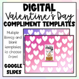 Digital Valentine's Day Compliments- Community Building