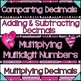 Digital Valentine's Day Escape Room- Math Decimal Review Activity