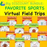 Digital Version Favorite Sports MEGA Discount Bundle- 12 g