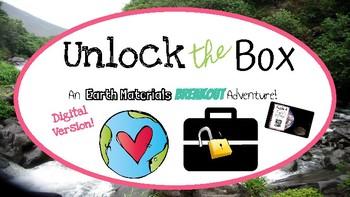 Digital Version: Unlock the Box: Earth Materials: Rocks, Minerals, and Soil