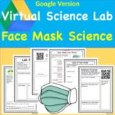 Digital Version Virtual Science Lab Face Mask Science