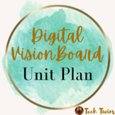 Digital Vision Board Unit Plan