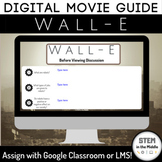 Digital WALL-E Movie Guide Distance Learning