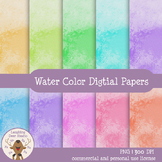 Digital Water Color Paper