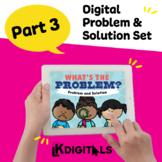 Digital We Are Problem Detectives | Google Slides™ & Seesaw™
