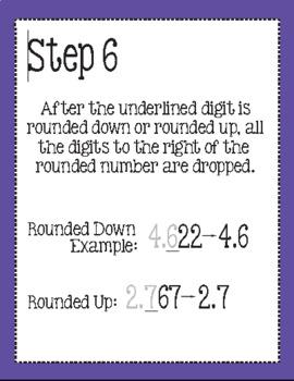 Digital We Flip for Math:  Rounding Digital Version