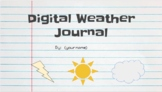 Digital Weather Journal