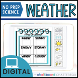 Digital Weather and Season Unit for Distance Learning