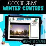 Digital Winter Activities | Literacy Centers | Distance Learning
