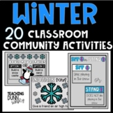 Digital Winter Games - Classroom Community Digital Activit