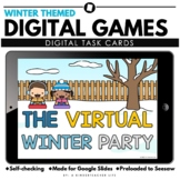 Digital Winter Games and Activities Virtual Holiday Party