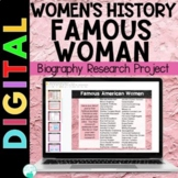 Digital Women's History Research Project