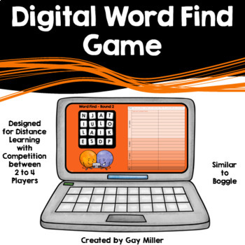 This game package includes 21 puzzles with answer keys set up for students to play through Google Slides. Students play using both individual 'secret' boards and a group board for competition.