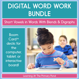 Short Vowel Words with Blends and Digraphs | Boom