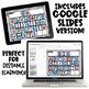 Paperless Word Work Mat (Word Work Google Classroom Activities)